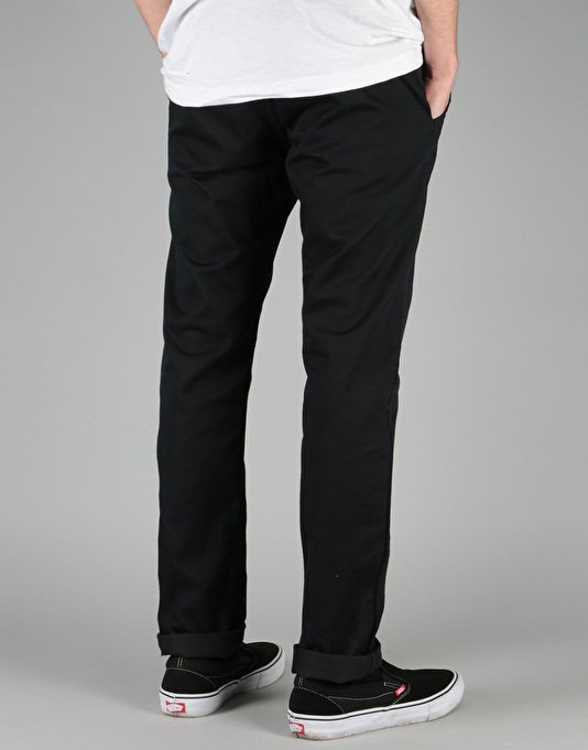 Vans Authentic Stretch Chinos - Black