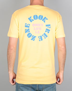 The Quiet Life Zone T-Shirt - Squash