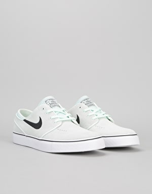 Nike SB Zoom Stefan Janoski Skate Shoes - Barely Green/Black