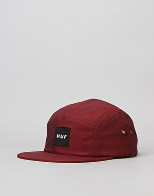 HUF Osaka Volley 5 Panel Cap - Red