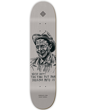 The National Skateboard Co. x Ben Horton Lynn Guest Pro Deck - 8.5