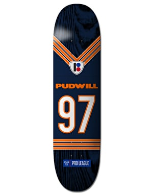 Plan B Pudwill Super Roll PRO.SPEC Pro Deck - 8.25
