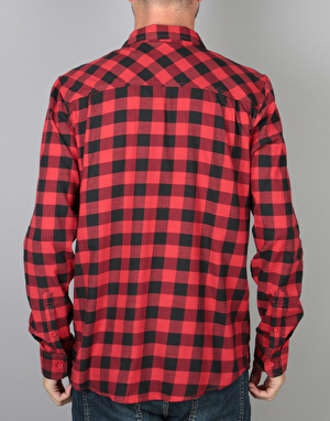 Element Jedway L/S Shirt - Red