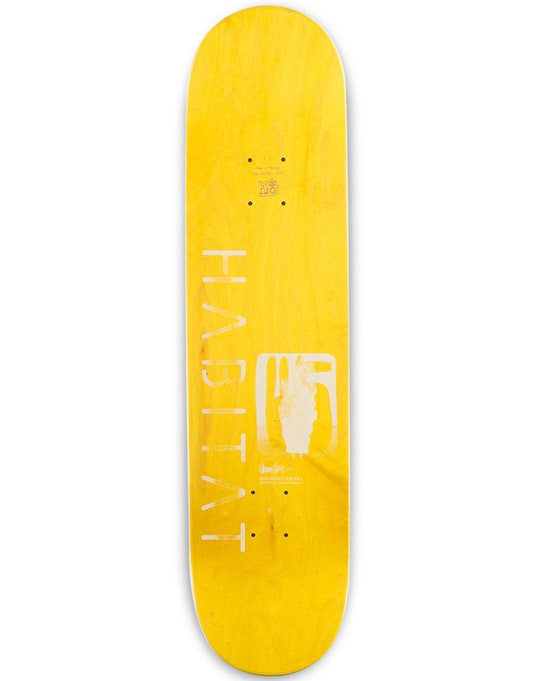 Habitat Delatorre Imaginary Beings Pro Deck - 8.375""