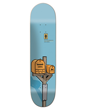 Girl Carroll Letterbox Pro Deck - 8.375