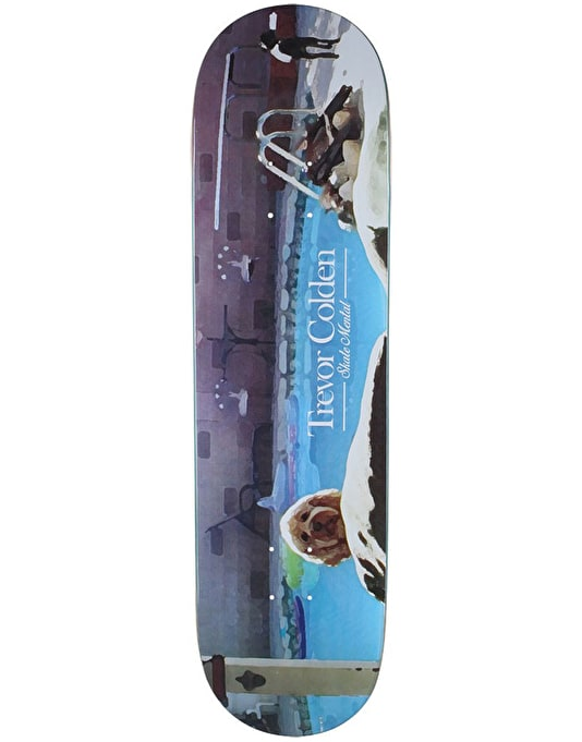 Skate Mental Colden Sponge Skateboard Deck - 8.25""