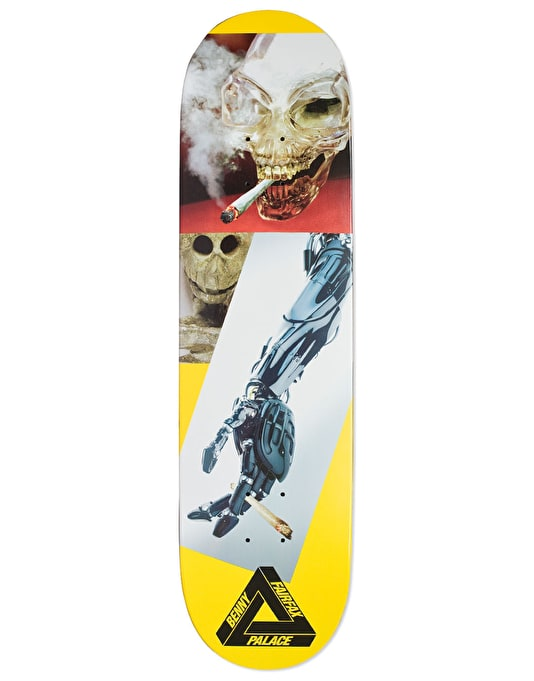 Palace Fairfax Sans-Zooted Pro Deck - 8.1""