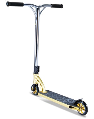Madd MGP VX7 Team Edition Scooter - Gold/Chrome