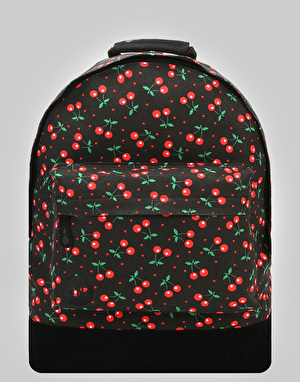 Mi-Pac Cherries Backpack - Black