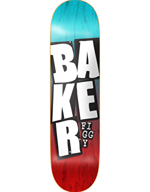 Baker Figgy Stacked Name Pro Deck - 8.25