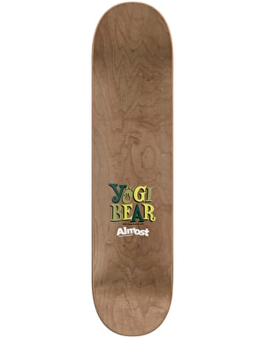 Almost x Hanna-Barbera Cooper Yogi Bear Pro Deck - 8.125