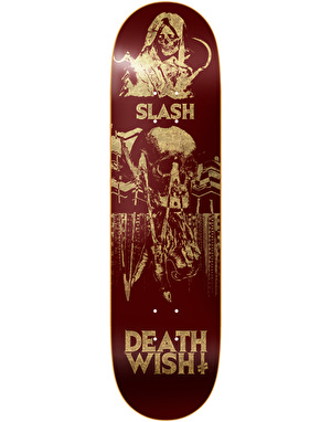 Deathwish Slash Colours of Death 2 Pro Deck - 8.125