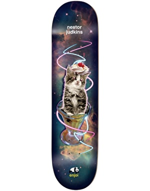 Enjoi Judkins Snack Surfers V2 Impact Light Pro Deck - 8.125