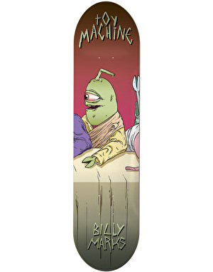Toy Machine Marks Last Supper Pro Deck - 8.5