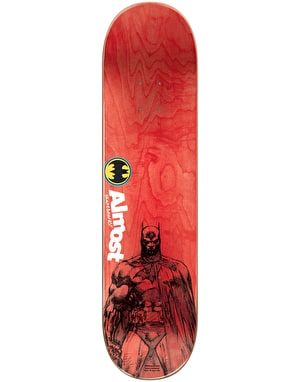 Almost x DC Comics Daewon Batman Pencil Sketch Pro Deck - 8.125