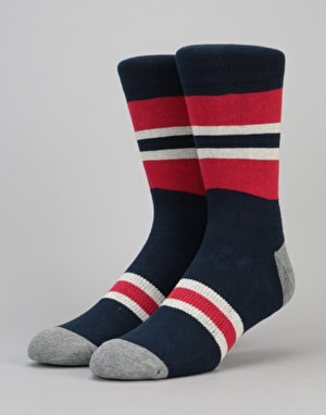 Globe Premium Socks - Medium Stripe