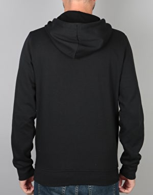 Element Cornell Zip Hoodie - Flint Black