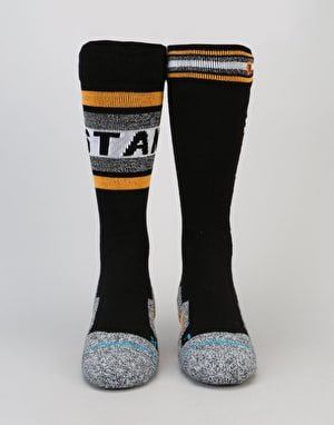 Stance Meyers 2017 Snowboard Socks - Black