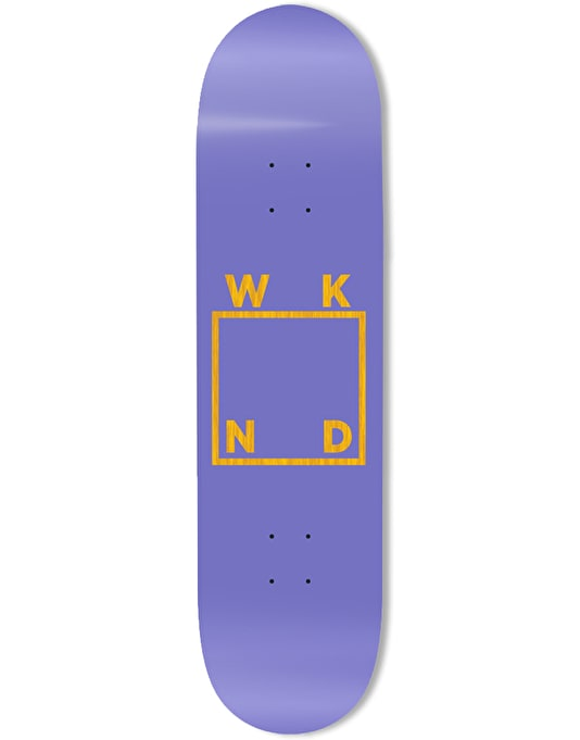 WKND Logo Team Deck - 8.25""