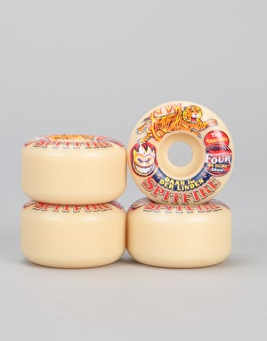 Spitfire Daan Sideshow Formula Four Radial Slims 99d Pro Wheel - 53mm