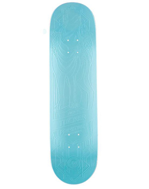 Primitive Tucker Wolf Pastel Raised Pro Deck - 8.125
