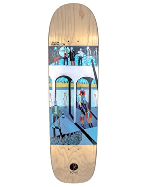 Polar Herrington AMTK Rainbow Valley Pro Deck - P1 Shape 8.75