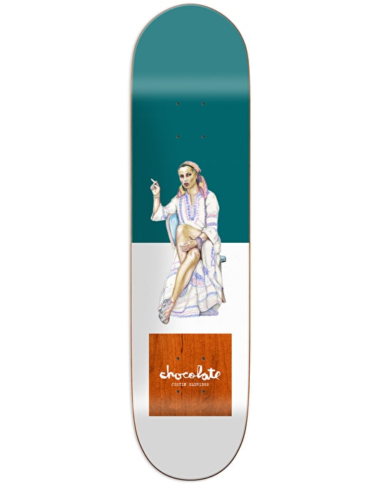 Chocolate Eldridge Everyday People Skateboard Deck - 8.375""