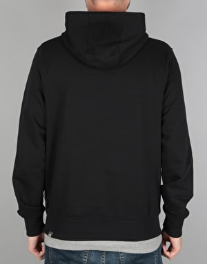 The North Face Light Drew Peak Pullover Hoodie - TNF Black/TNF Black