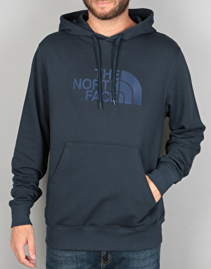 The North Face Light Drew Peak Pullover Hoodie - Urban Navy