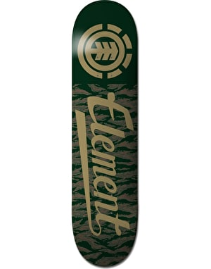 Element Script Tiger Featherlight Team Deck - 8.25