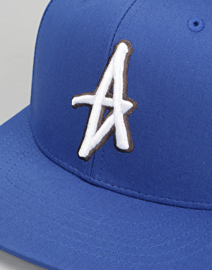 Altamont Decades Snapback Cap - Royal
