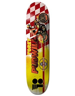 Plan B Pudwill Victory PRO.SPEC Pro Deck - 7.75