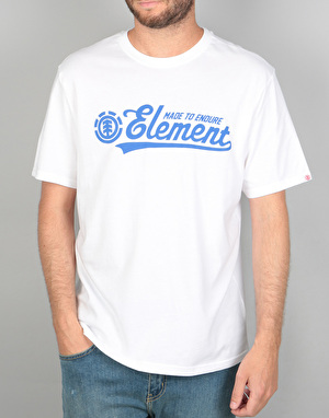 Element Signature T-Shirt - Optic White