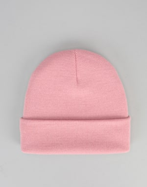 Route One Cuff Beanie - Dusty Pink
