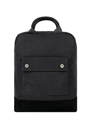 Mi-Pac Canvas Tote Backpack - Black