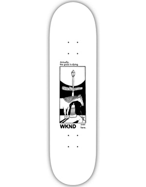 WKND Stuckey Natural Selection Pro Deck - 8.25