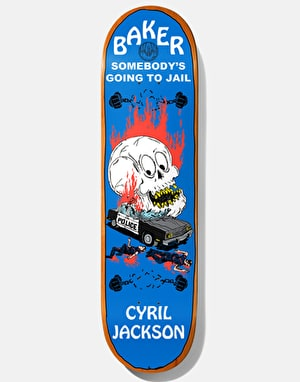 Baker Cyril Going To Jail Pro Deck - 8.125