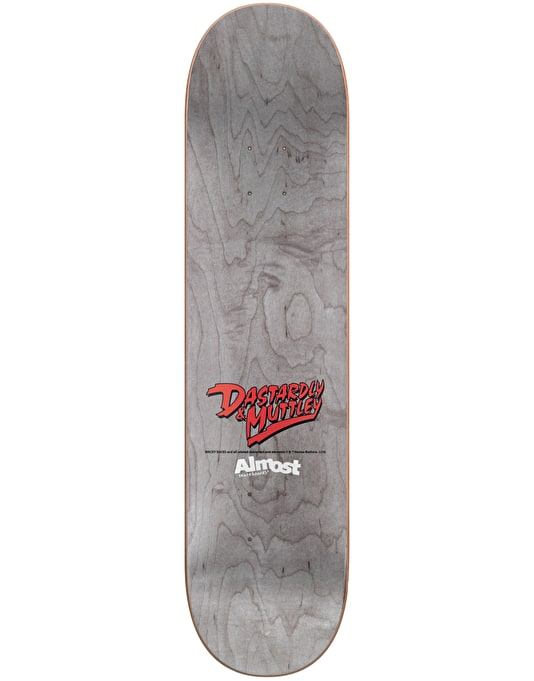 Almost x Hanna-Barbera Mullen Muttley Pro Deck - 8""