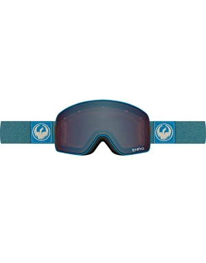 Dragon NFX2 2017 Snowboard Goggles - Hone Blue/Flash Blue Optimized