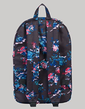 Herschel Supply Co. Classic Mid Volume Backpack - Floral Blur