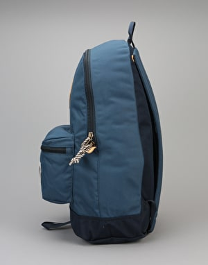The North Face Berkeley Backpack - Shady Blue/Urban Navy