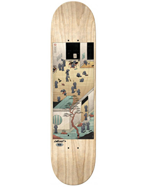 Real x Mister Tucks Ishod Temple of Skate Pro Deck - 8.12