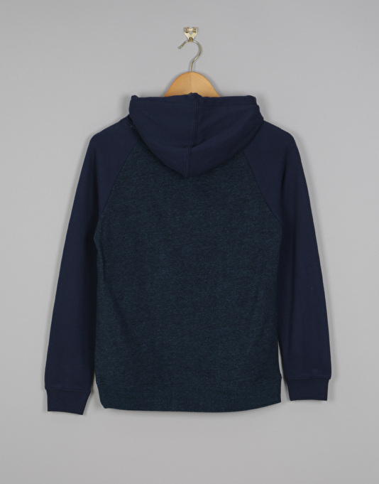 Globe Windsor II Boys Hoodie - Cosmic Blue Marle