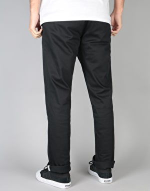Adidas Adi Chino Pants - Black