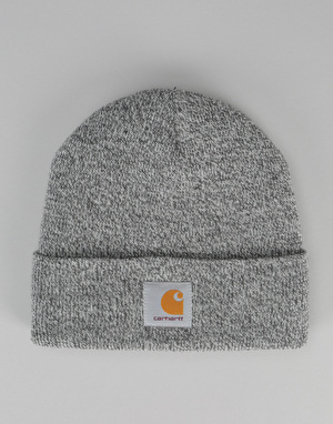 Carhartt Scott Watch Beanie - Dark Grey Heather/Wax