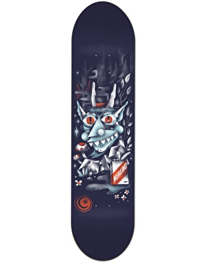 Foundation Merlino Woodwraith Pro Deck - 8