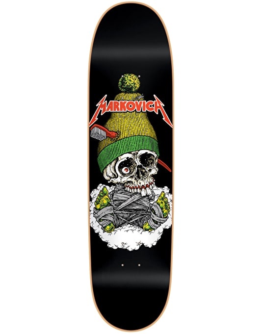 101 Markovich Skull Silk Screened Ltd Edition Pro Deck - 8.25""