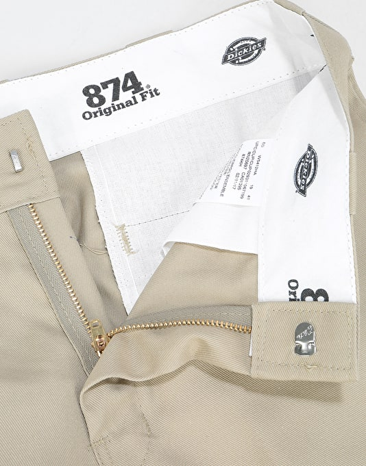 "Dickies Original 874® Work Pant 30"" Leg - Khaki"