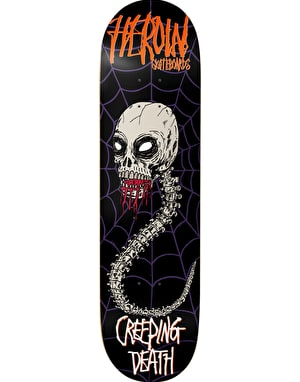 Heroin Night Terrors Creeping Death Team Deck - 8.25