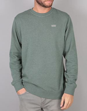 Vans Core Basics IV Crew - Dark Forest Heather